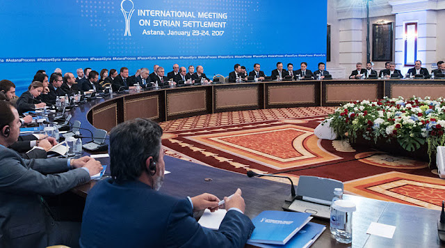 SITREP | Differences, and Output of Astana Meeting on Syria