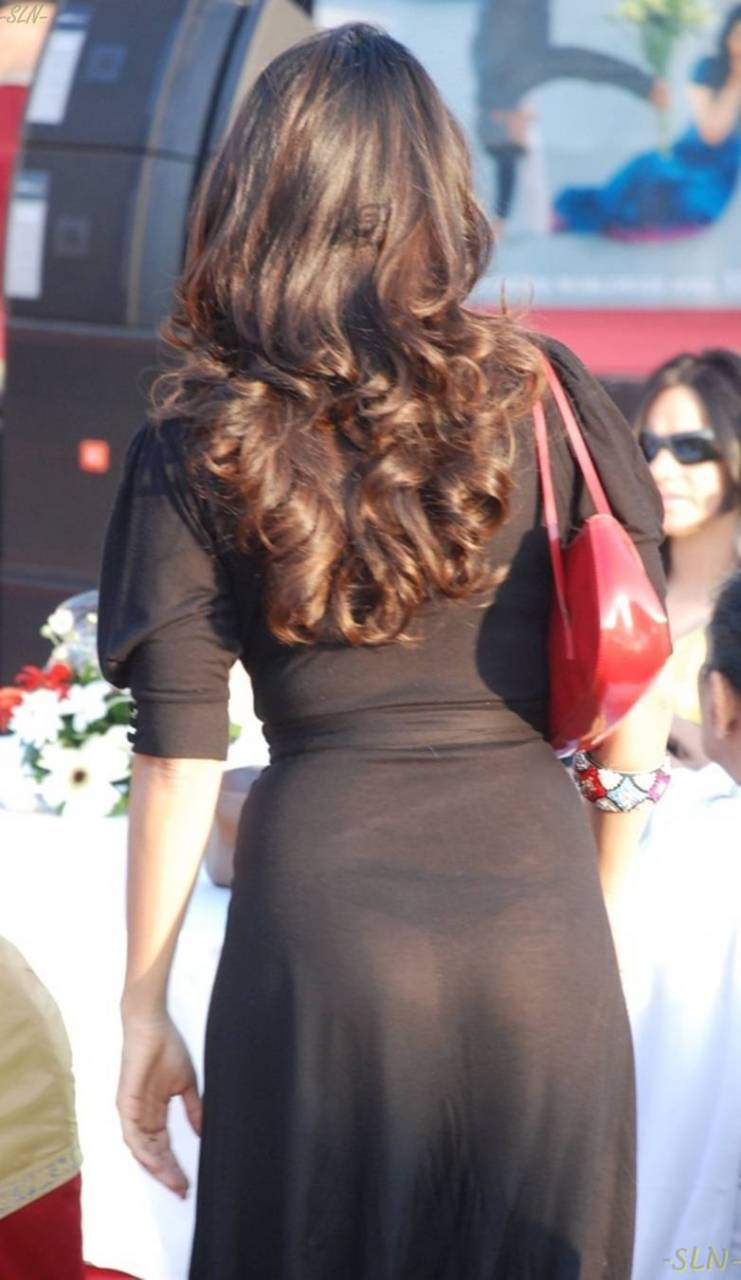 Tanisha Mukherjee Panty See Through Dress  Hot Actress -6421