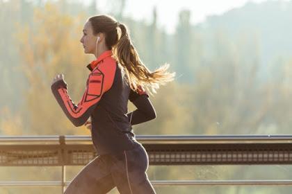 Simak sajian berikut ini, supaya saat berlari tidak mudah lelah