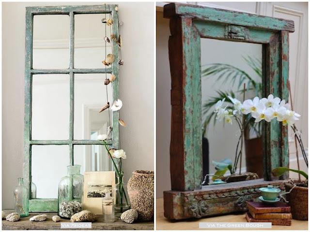idéias para reaproveitar janelas