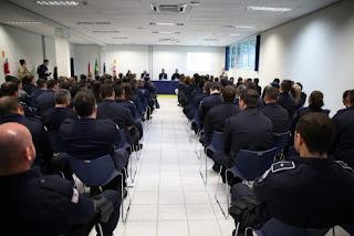 Guarda Municipal de Florianópolis (SC) começa curso de tiro para regularizar porte de arma