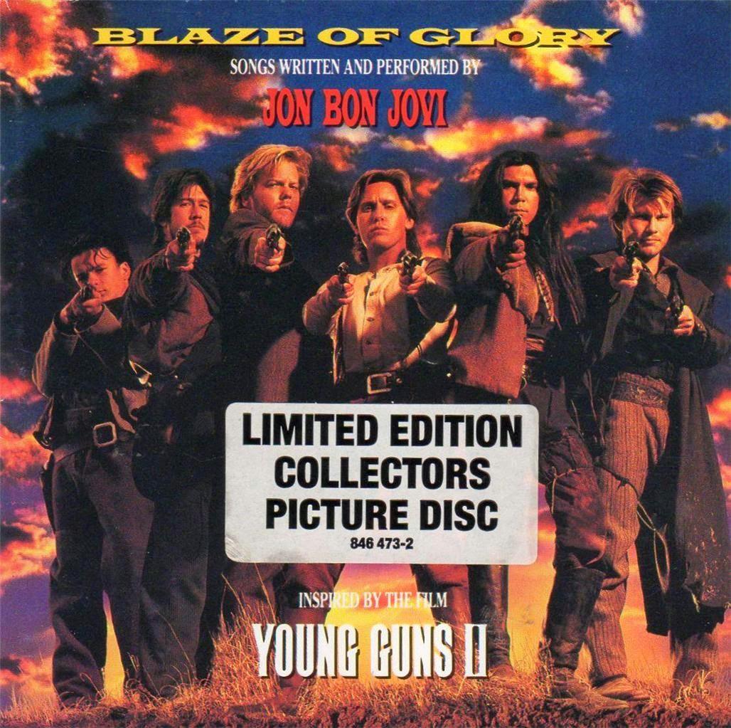 Blaze Of Glory Deutsch