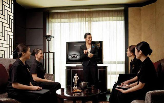 Lên ý tưởng kinh doanh, vị trí, vai trò của người quản lý Spa