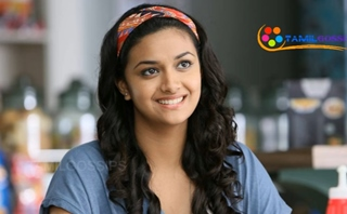 Keerthy Suresh Open Talk About Love Marriage ..!