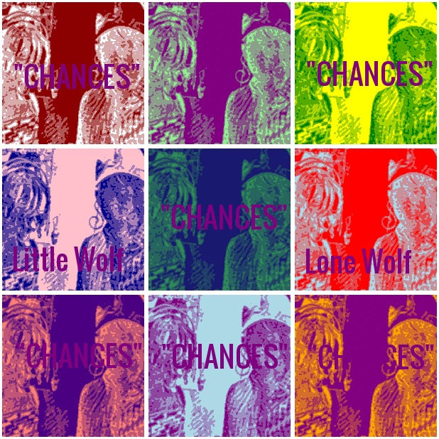 "New flex song ""Chances"" by Little Wolf & Chuck Die$el"