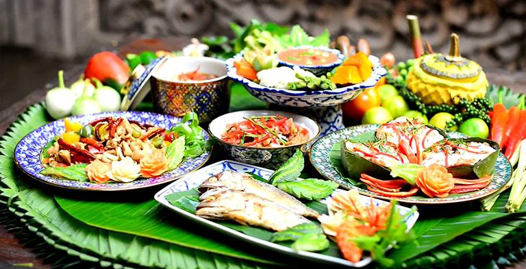 Thailand delicious culinary
