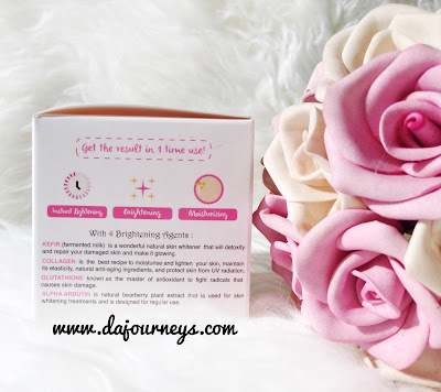 Everwhite Instant Brightening Body Cream