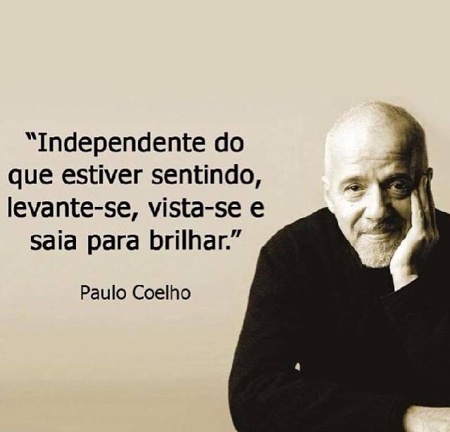 Frases De Paulo Coelho Sinuhe Silva Vieira