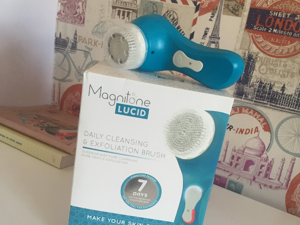#SummerSkin with Magnitone Lucid*