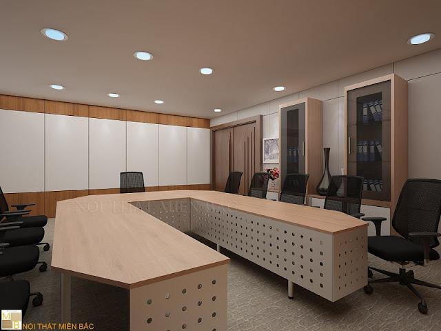 Tủ tài liệu văn phòng cao cấp đem lại sự gọn gàng, ngăn nắp cho không gian văn phòng làm việc