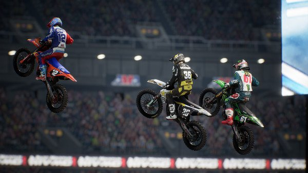 Monster Energy Supercross - The Official Videogame 3 (2020) PC Full Español