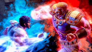 Fist of the North Star: Lost Paradise HD Wallpaper