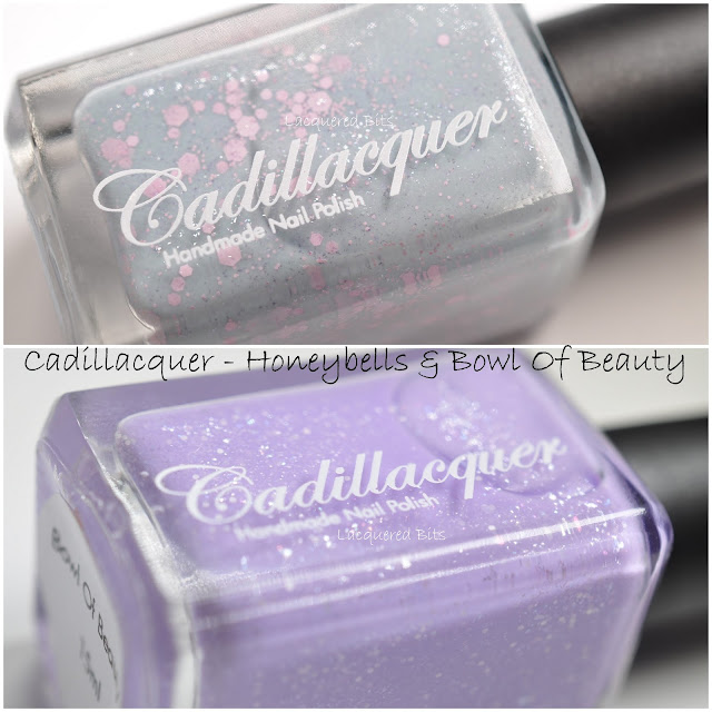 Cadillacquer Honeybells & Bowl Of Beauty