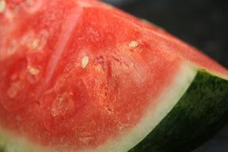 Propiedades y calorias de la Sandia