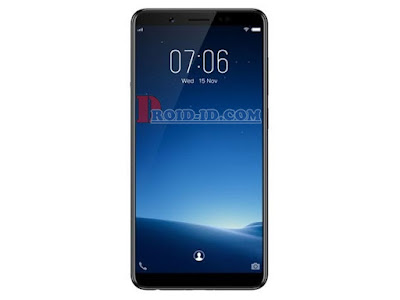 Cara Flash Vivo V7 PD1718F Bootloop Via QFIL