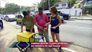 Picuiense é destaque no Programa da Sabrina na Rede Record