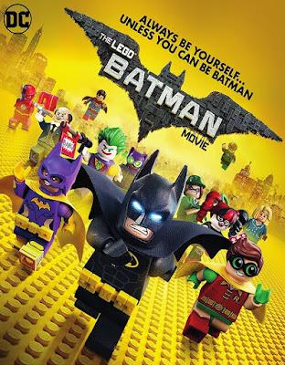 The LEGO Batman Movie [2017] [NTSC/DVDR- Custom HD] Ingles, Español Latino