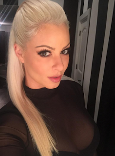 selfie de maryse en instagram y twitter, diva maryse posa para playboy, fotos