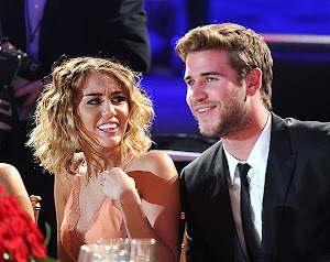 Liam Hemsworth finally broke up with Miley Cyrus