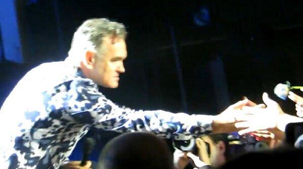 Morrissey's Blue Rose Society