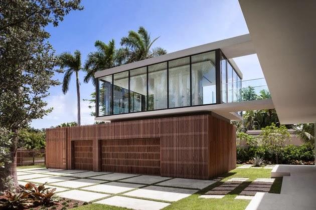 Arsitektur Rumah Pantai Modern Minimalis
