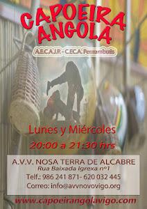 Academia De Estudos Da Capoeira Angola João Pequeno Aecajp