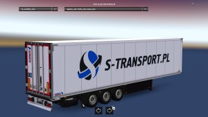Standalone S-Transport.PL Trailer