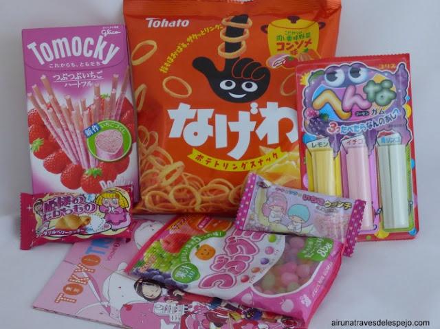 chuches japonesas tokyo treat