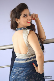 Manjusa-Latest-Stills-in-Saree
