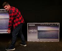 Castiga un Smart TV Samsung UHD de 55 de inci