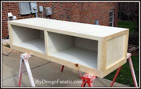 Diy Design Fanatic Pottery Barn Knockoff Storage Bed