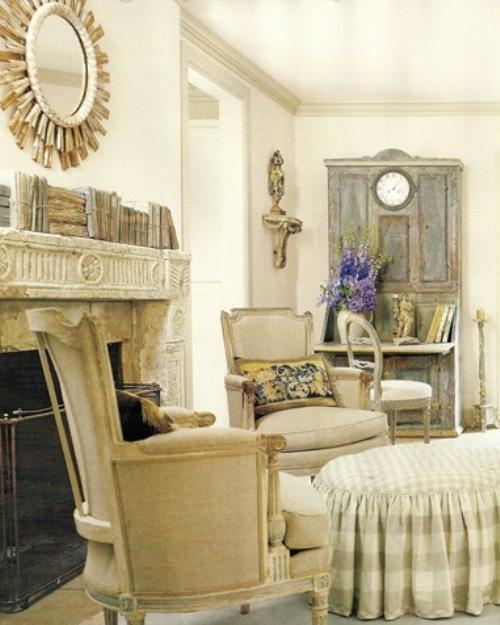 """""""Isabelle Thornton"""" Le Chateau Des Fleurs: Gorgeous French"""