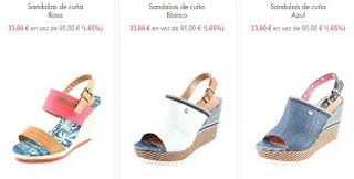Sandalias de cuna 1