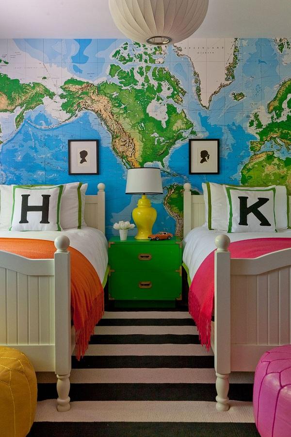 ديكورات غرف نوم أطفال 2019 بالصور أفكار و تصاميم لمختلف الأذواق | مدونة غرفتي