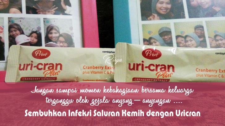 Sembuhkan Infeksi Saluran Kemih dengan Uricran