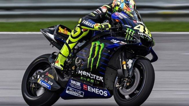 Tempati Posisi Keempat, Rossi Pede Tatap Seri Perdana MotoGP 2019
