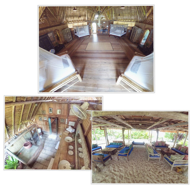 Room pangkil Island Resort