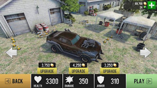 Game Zombie Drift Apk Full Version
