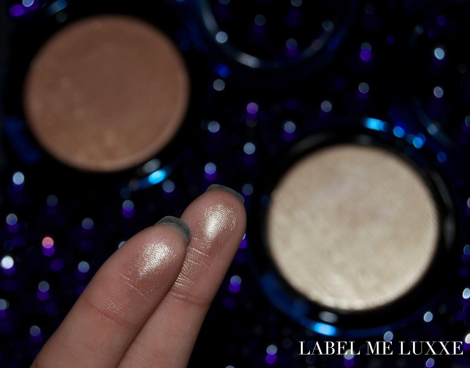MAC Oh Darlin' Swatch