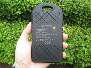 powerbank solar cell (solar cell charger)