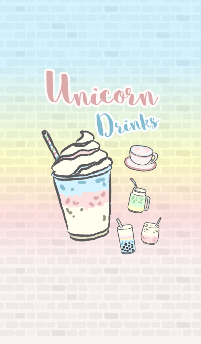 Unicorn Drinks (JP)
