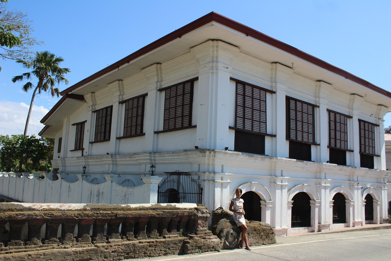 old houses in paoay ilocos norte