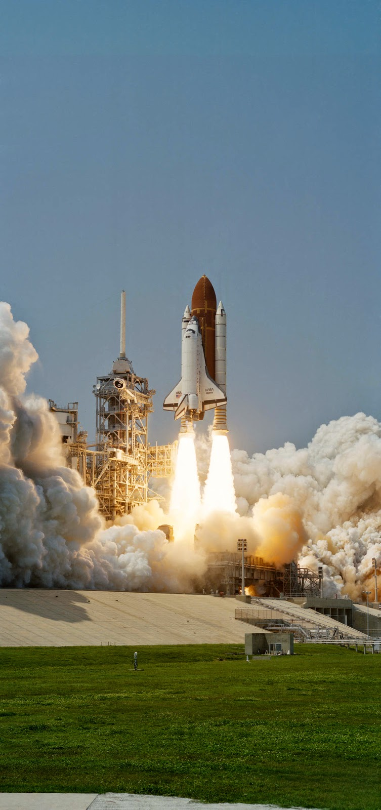 NASA's Magellan Atlantis And - Pics about space