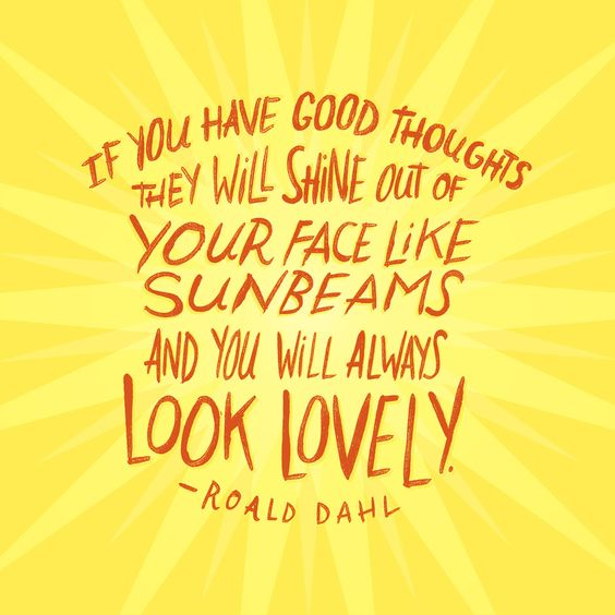 The twits sunbeams quote