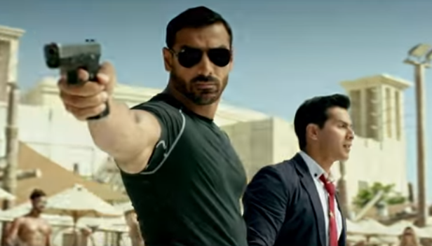Dishoom 8 Days Box Office Collection