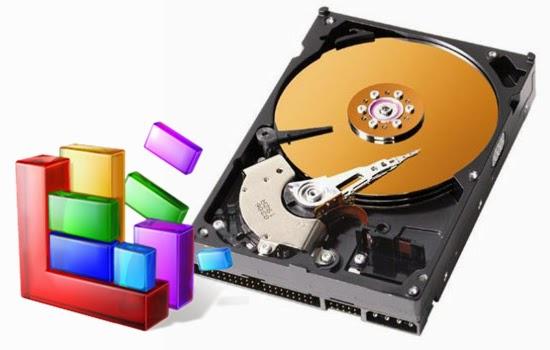defrag hard disk