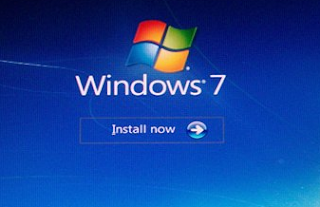 Instal Windows 7 Ultimate Dengan Flashdisk