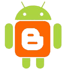 blogger android icon