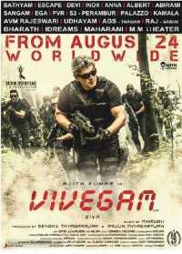 Vivegam 2018 Hindi – Telugu – Tamil Download HD MKV 480p