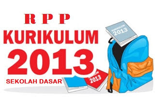 RPP Kurikulum 2013 Kelas 1 Revisi 2017 Tema 1-8